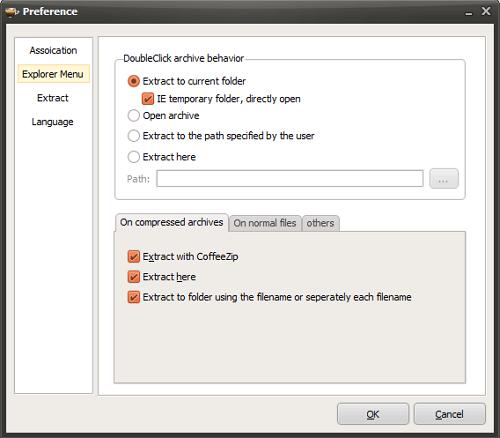 CoffeeZip : Tool Gratis Kompres dan Ekstrak File dengan Mudah