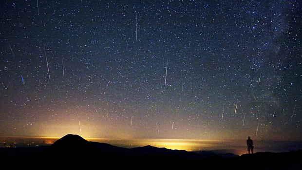Hujan Meteor Quadrantid Akan Muncul Diawal 2013