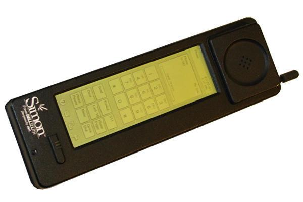 IBM Simon : Ponsel Layar Sentuh Pertama Didunia (Video)