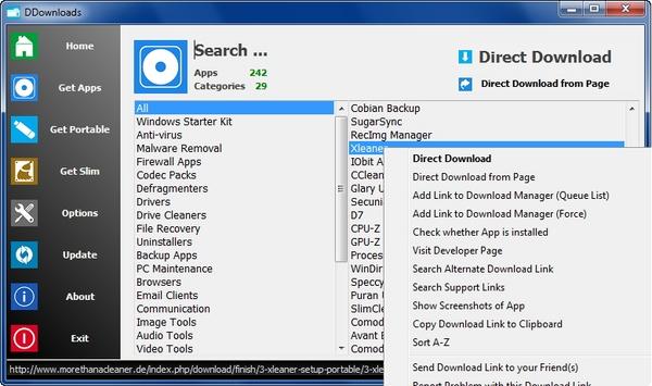 Download Aplikasi Hingga 200 Lebih dengan Mudah Menggunakan DDownloads
