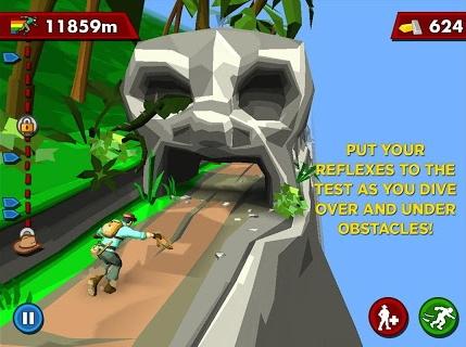 Game Klasik Pitfall Kini Telah Dirilis untuk Android!