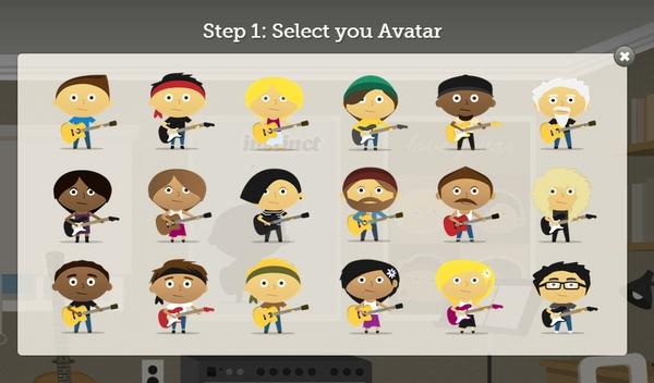 Yuk, Belajar Bermain Gitar Secara Virtual Menggunakan Instinct!