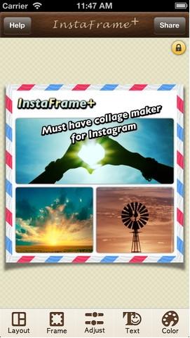 Buat Kolase Foto Instagram yang Unik dan Menarik dengan InstaFrame+