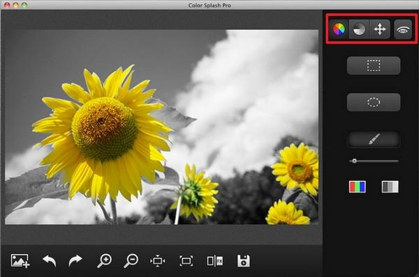 Edit Gambar dengan Hasil yang Unik dan Menarik Menggunakan Color Splash Pro