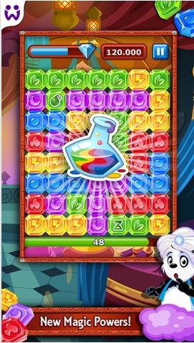 Diamond Dash : Game Blitz yang Cepat, Sederhana dan Super Seru