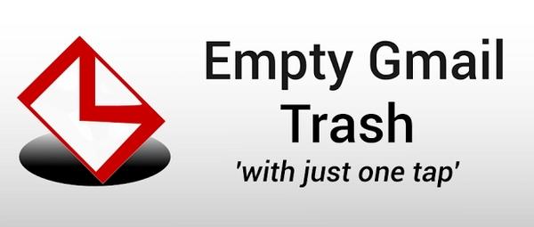 Empty Gmail Trash : Hapus Semua Email yang Tersisa Pada Trash dengan 1 Klik