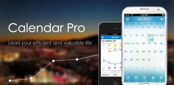 Calendar Pro : Aplikasi To-Do List yang Lengkap dan Kaya Fitur [Android]