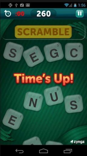 Scramble With Friends : Temukan Kata Sebanyak Mungkin dan Jadilah Pemenang!