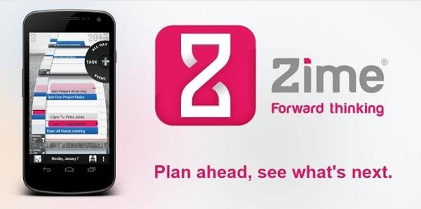 Zime : Aplikasi To Do List dengan Tampilan Timeline 3D yang Menarik