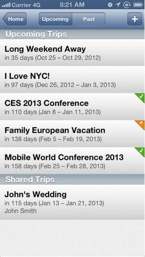 Buat, Atur dan Ingat Semua Rencana Perjalanan dengan Mudah Menggunakan TripIt [iPhone]