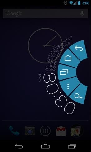 LMT Launcher : Launcher Android dengan Bentuk Unik yang Menyerupai Kipas Cina