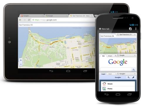 Google Baru Saja Merilis Chrome Versi Beta untuk Android!