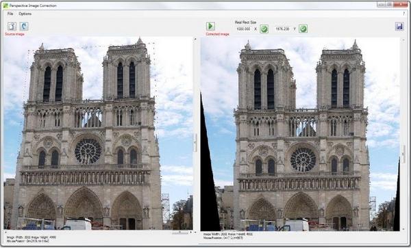 Cara Mudah dan Cepat Memperbaiki Foto Bangunan yang Sedikit Miring