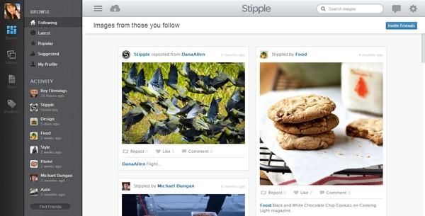 Gabungkan Semua Foto yang Ada Pada Berbagai Jejaring Sosial dengan Stipple