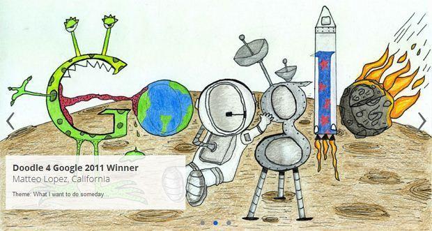 Kompetisi Desain Google Doodle Kembali Dibuka, Berminat?
