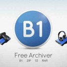Kompres dan Ekstak File Secara Cepat dengan B1 Free Archiver