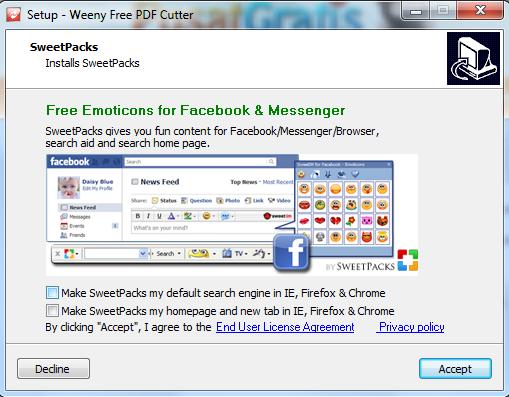 Memotong dan Memberi Password File PDF dengan Weeny Free PDF Cutter_1