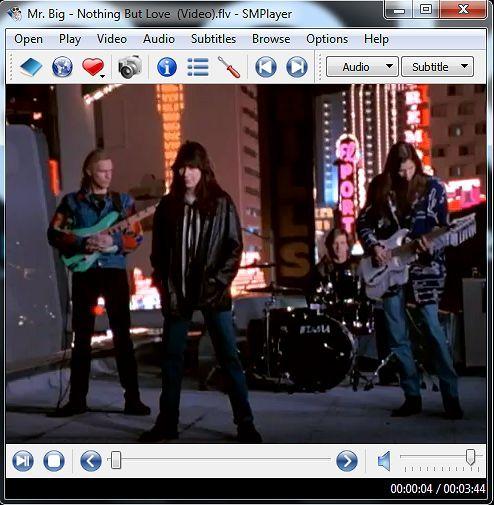 SMPlayer, Pemutar Video Kaya Fitur untuk Windows dan Linux