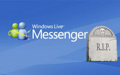 Saatnya Ucapkan Selamat Tinggal pada Windows Live Messenger