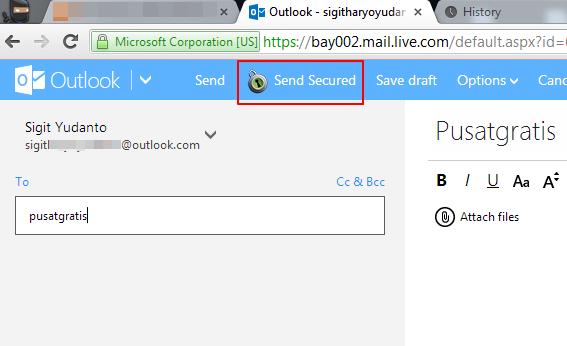 Semakin Aman Mengirim dan Menerima Email dengan Enlocked