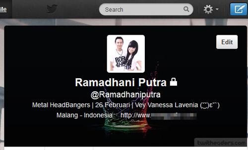 Dapatkan Berbagai Twitter Header Menarik dan Ganti Secara Otomatis dengan TwitHeaders