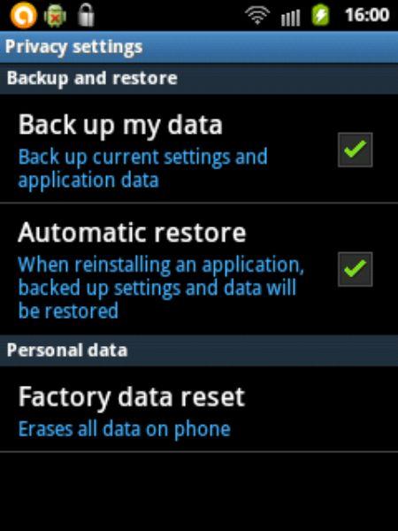 Upaya Preventif Menghadapi Error Android: Safe Mode, Backup, Reset dan Restore