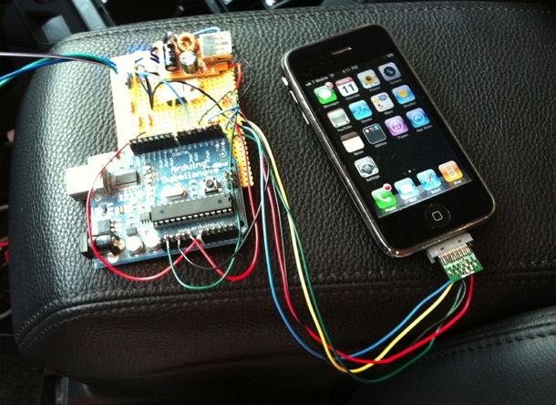 Wow? Mobil ini Dihidupkan dengan Bantuan iPhone dan Perintah SMS
