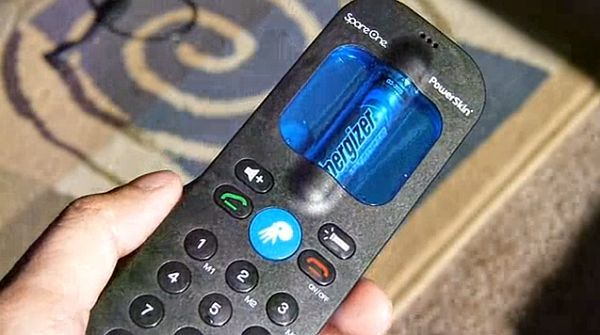 Wow, Ponsel dengan Baterai AA ini Bisa Bertahan Hingga 15 Tahun