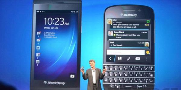RIM Resmi Berganti Nama Menjadi BlackBerry Sekaligus Merilis BlackBerry Z10 dan Q10