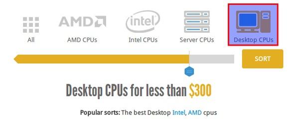 Cara Memilih Processor yang Tepat dengan CPUBoss