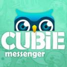 Cubie Messenger: Aplikasi Berkirim Pesan Gratis Lebih Seru dengan Fitur Drawing