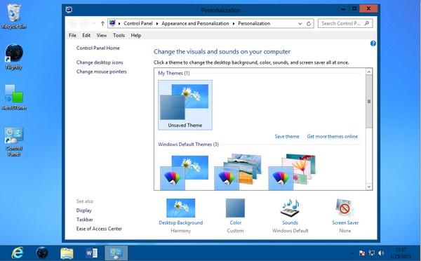 Tips Membuat Tampilan Windows 8 Terlihat Lebih Cantik