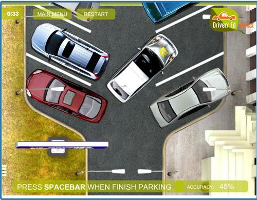 Driver Parkir: Game Menarik yang Melatih Ketepatan dan Kecepatan Dalam Memarkirkan Kendaraan