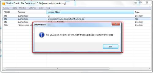 """Cara Mudah Mengatasi """"Cannot Delete"""" dan File Terkunci dengan File Governor"""