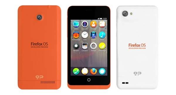 OS Firefox akan Diluncurkan Pada Februari Mendatang