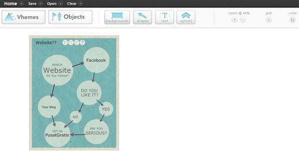 Aplikasi Terbaik Untuk Membuat Infografik