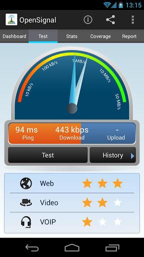 Tingkatkan Penggunaan Paket Data dan Wifi Android dengan OpenSignal