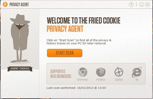 Hilangkan Jejak Browing Kamu dengan Privacy Agent