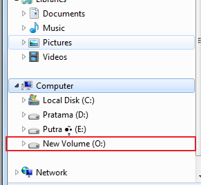 Cara Mudah Membuat Virtual Harddisk Drive di Windows