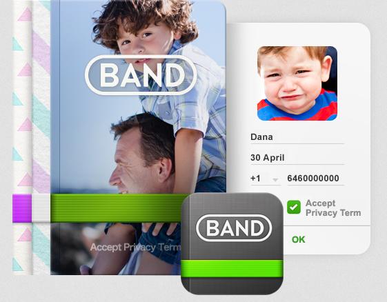 """""""LINE"""" Melebarkan Sayap dengan Meluncurkan Aplikasi Jejaring Sosial """"Line Band"""""""