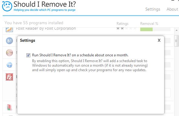 """Bingung dan Ragu Saat ingin Menghapus Program Gunakan """"Should I Remove It"""""""