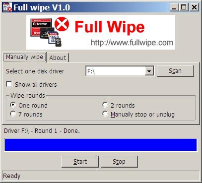 Cara Menghapus Data Tanpa Bisa Direcovery dengan Full Wipe