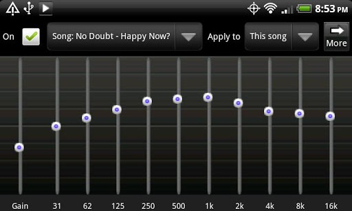 Dengarkan Musik Favorit di Android dengan MixZing Media Player