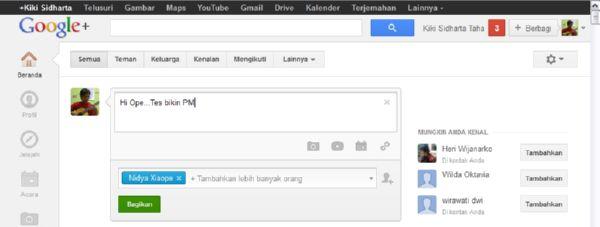 Tutorial Menggunakan Google Plus untuk Kamu yang Baru Saja Mengenalnya