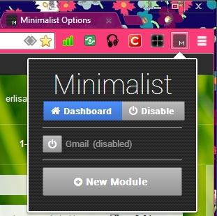 Ubah Tampilan Gmail Menjadi Lebih Minimalis dengan Minimalist for Everything