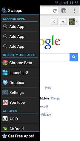 Mudah Mengakses Aplikasi Dimana Saja Menggunakan Swapps! [Android]