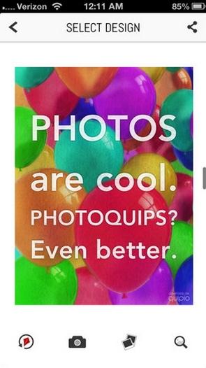Mudah Menambahkan Teks Kedalam Gambar Menggunakan Quipio [iPhone]