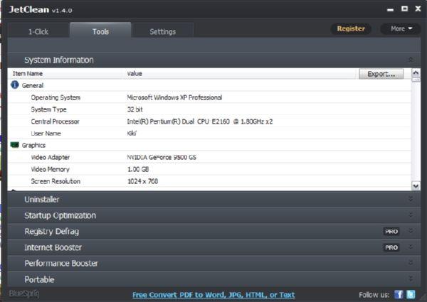 JetClean: Tool Alternatif untuk Meningkatkan Performa PC dan Internet Kamu