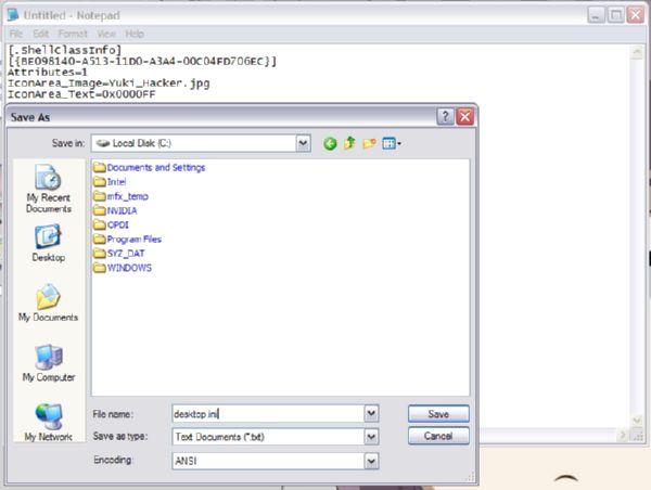 Tutorial Mengutak Atik Tampilan Explorer pada Windows XP