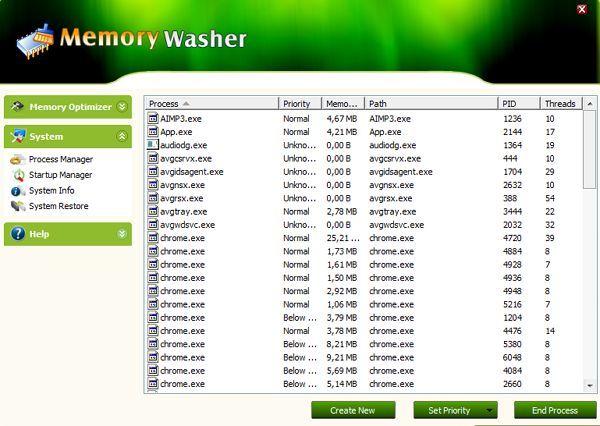 Mudahnya Bersih-bersih Memory Komputer dengan Memory Washer